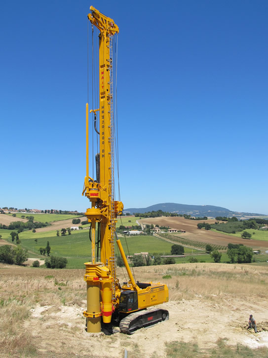 Rental drilling rigs, tools and accessories - Mait it