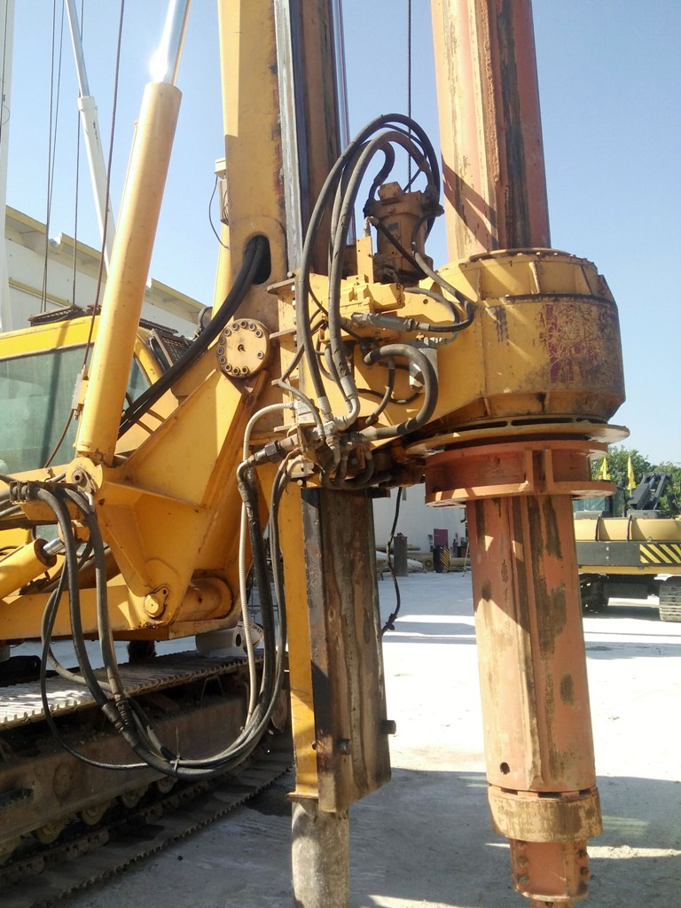 Used drilling rigs - Mait it - Drilling rigs, tools and
