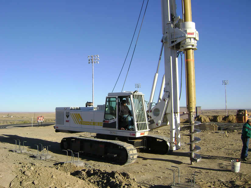 MAIT HR 130 - Mait it - Drilling rigs, tools and accessories