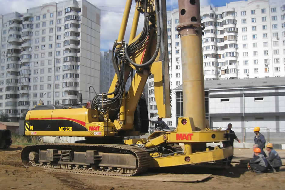 Mait Mc 230 Mait It Drilling Rigs Tools And Accessories